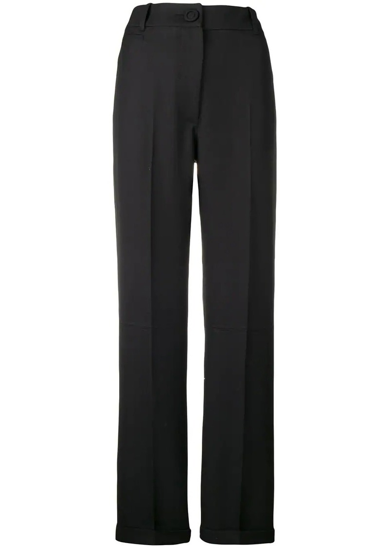 Jacquemus pleated trousers