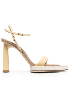 Jacquemus pointed-toe heeled sandals