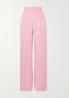 Jacquemus Sauge Woven Wide-leg Pants