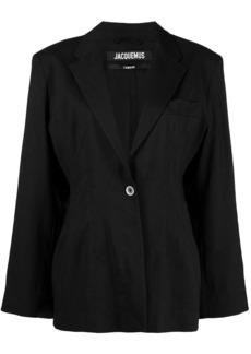 Jacquemus single-breasted blazer