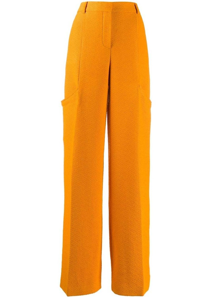 Jacquemus tailored wide leg trousers