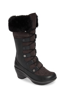 Jambu Cruiser Faux Fur Trim Boot (Women)