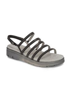 Jambu Elegance Studded Strappy Sandal (Women)