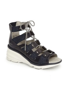 Jambu Milano High-Top Wedge Sandal (Women)