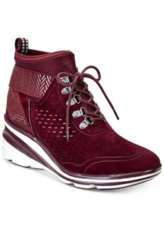 Jambu Offbeat Sneaker Wedges Women's Shoes