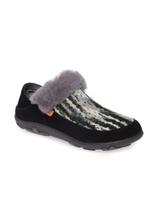 Jambu Perla Faux Fur Convertible Clog (Women)