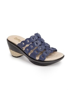 Jambu Romance Linked Slide Sandal (Women)