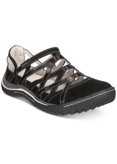 Jambu Tangerine Flats Women's Shoes