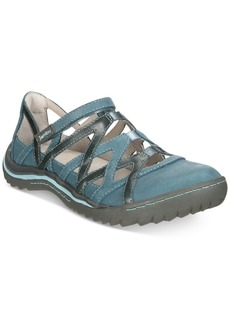Jambu Women's Tangerine Flats Women's Shoes