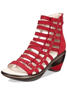 Jambu Women's Brookline Wedge Sandals Women's Shoes