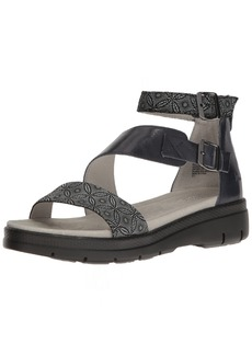 Jambu Women's Cape May Wedge Sandal  6.5 M US