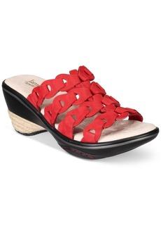 Jambu Women's Romance Comfort Wedges Women's Shoes
