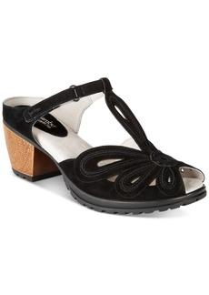 Jambu Women's Sahara T-Strap Sandals Women's Shoes