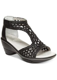 Jambu Women's Sandy Wedge Sandals Women's Shoes