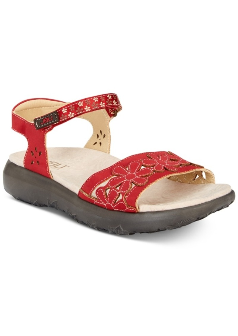 b5710b7f8993 Jambu Jbu By Jambu Wildflower Sandals Women s Shoes