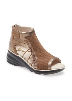 Women's Jambu Naomi Perforated Wedge Sandal