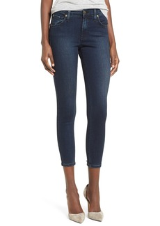 James Jeans Ankle Zip Skinny Jeans