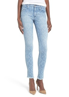 James Jeans Five-Pocket Denim Leggings