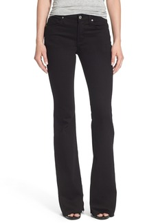 James Jeans Frayed Hem Flare Jeans