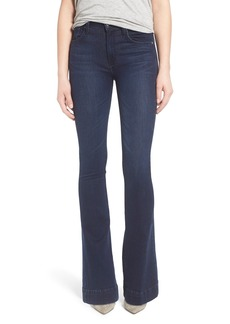 James Jeans High Rise Flare Jeans (Piro)