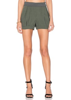 James Jeans Petal Pleated Short