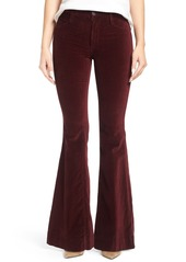 James Jeans Shayebel Velveteen Flare Pants
