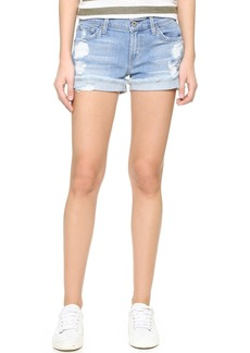 James Jeans Slouchy Fit Shorty Boy Shorts