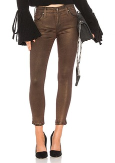 James Jeans Twiggy Ankle Glossed Skinny