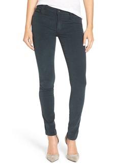 James Jeans 'Twiggy' Corduroy Skinny Pants (Black Sapphire)