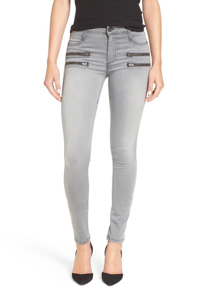 James Jeans 'Twiggy Crux' Skinny Jeans (Goddess)