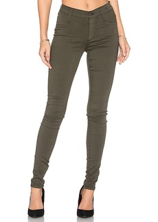 James Jeans Twiggy Dancer Legging in Green. - size 24 (also in 25,26,27)