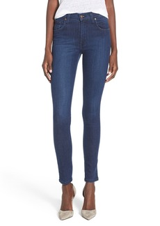 James Jeans 'Twiggy' High Rise Skinny Jeans (Barcelona)
