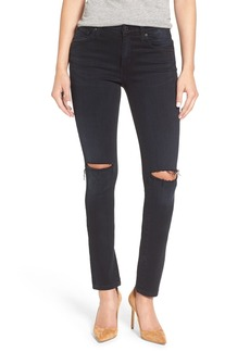 James Jeans 'Twiggy' Ripped Skinny Jeans (Baroque)