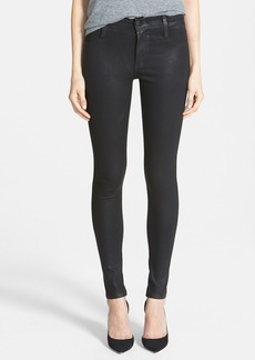 James Jeans 'Twiggy' Seamless Yoga Leggings (Oil Slicked)