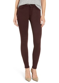 James Jeans 'Twiggy' Skinny Jeans (Black Red)