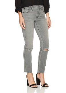 James Jeans Women's Ankle Ciggarette Jean In Smoke