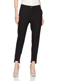 James Jeans Women's Bobbie Jogger with Hi-Lo Hem