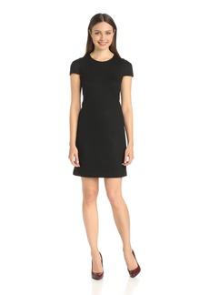 James Jeans Women's Cap Sleeve Mini Dress