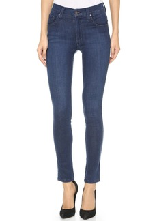 James Jeans Women's Class High Waisted Skinny Jean in
