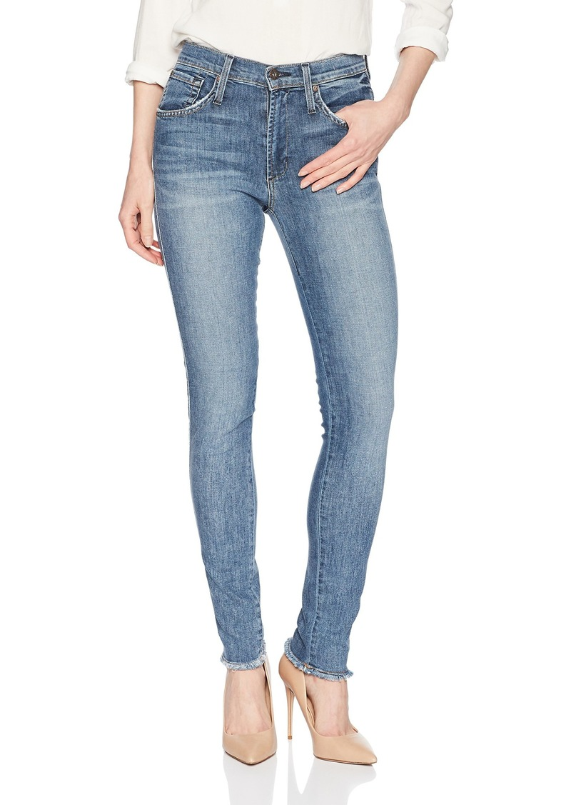 James Jeans Women's Class Skinny High Rise Jean in Bel-air