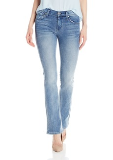 James Jeans Women's Classic Mid Rise Boot Leg