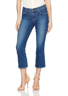 James Jeans Women's Cropped Boot Jean