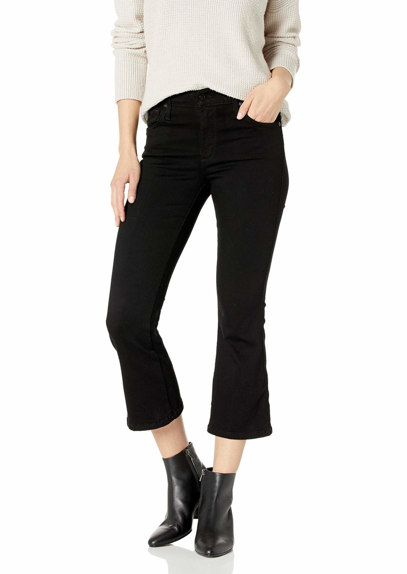 James Jeans Women's Cropped Boot Jean in