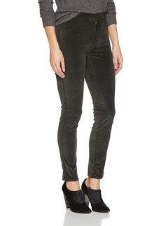 James Jeans Women's High Class Skinny Ankle Length Velveteen Legging