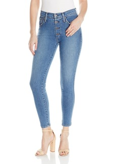 James Jeans Women's High Rise Ankle Length Legging Jean