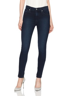 James Jeans Women's High Rise Skinny Jean in Smolder