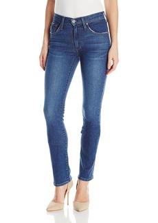 James Jeans Women's Hunter Flat High Rise Straight Leg