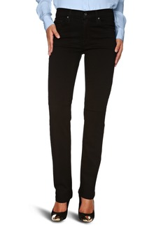 James Jeans Women's Hunter High Rise Straight Leg in