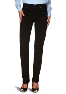 James Jeans Women's Hunter High Rise Straight Leg
