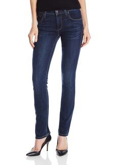 James Jeans Women's Hunter High Rise Straight Leg Jean